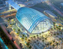 ARTIC: Anaheim Regional Transportation Intermodal Center